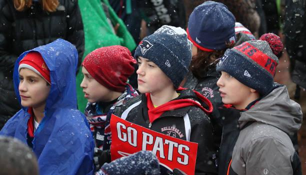 New England Patriots Super Bowl LI Victory Parade Pictures  bc7cb3310