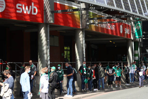 DEU: SV Werder Bremen v Hertha BSC - Bundesliga