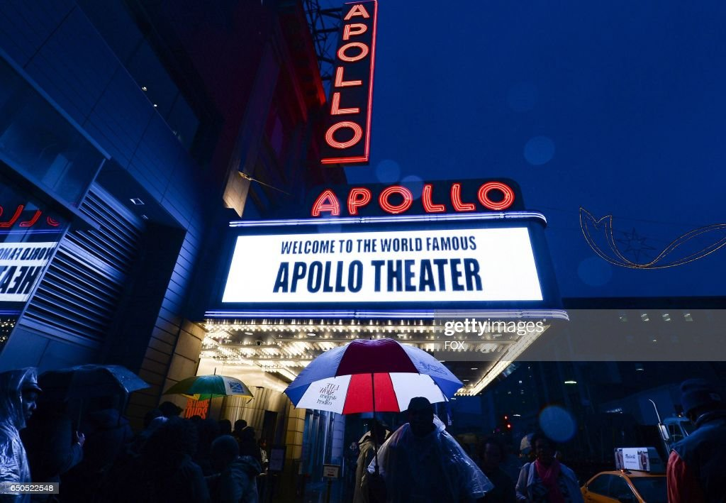 Fans line up to watch Steve Harvey host SHOWTIME AT THE APOLLO airing Monday, Dec. 5 (8:00-10:00 PM ET/PT) on FOX.