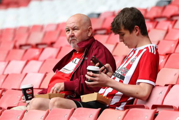 GBR: Sheffield United v Stoke City - Sky Bet Championship