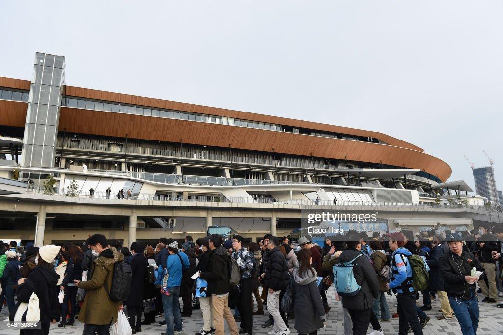 Kawasaki Frontale v Sagan Tosu - J.League J1 : ニュース写真