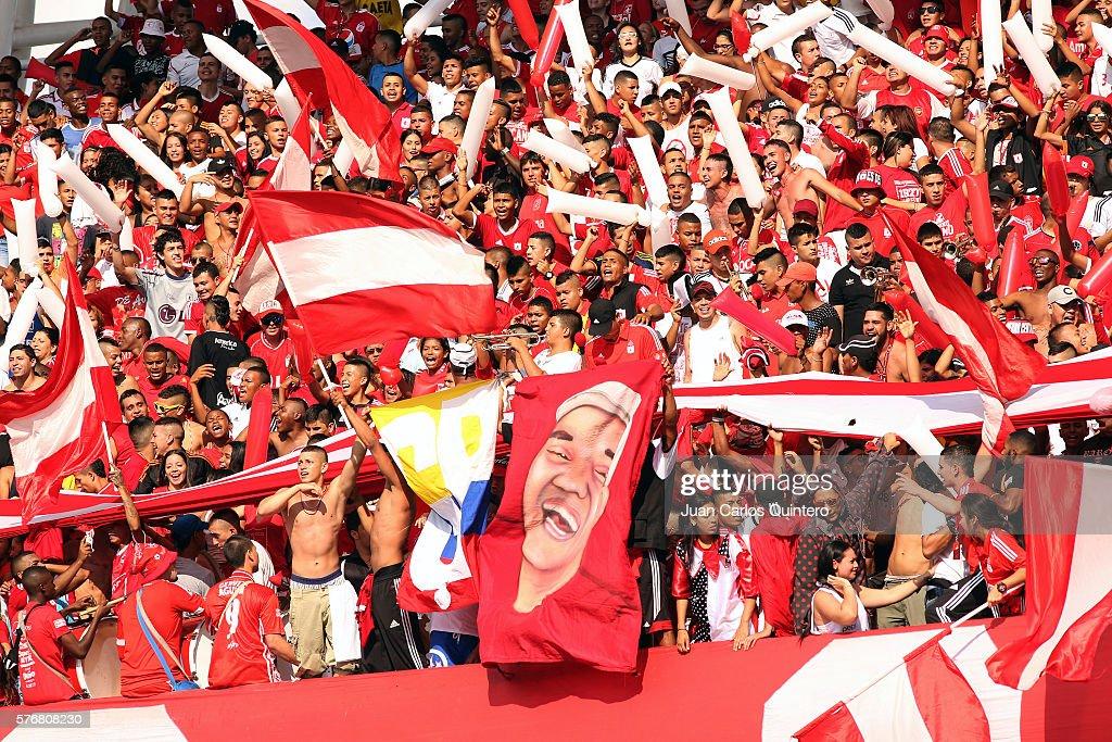 America de Cali v Orsomarso - Torneo Aguila 2016 : News Photo