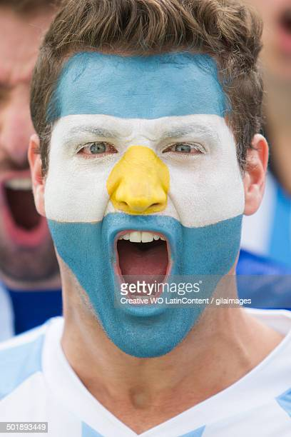 Fans of Argentina