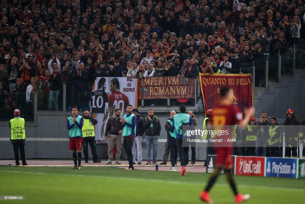 AS Roma v Chelsea FC - UEFA Champions League : News Photo