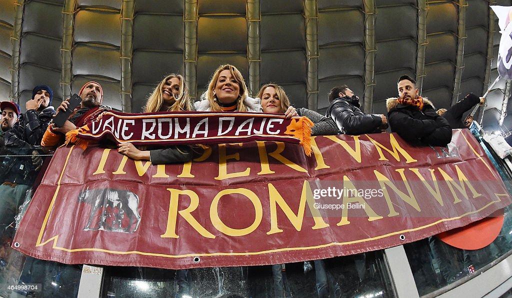 AS Roma v Juventus FC - Serie A : News Photo