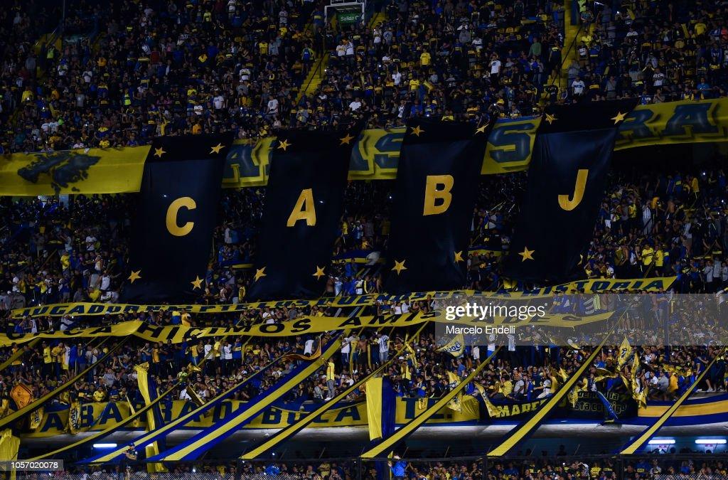 Boca Juniors v Tigre - Superliga 2018/19 : News Photo