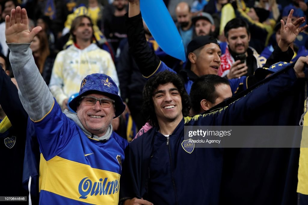 River Plate vs Boca Juniors: Copa Libertadores : News Photo