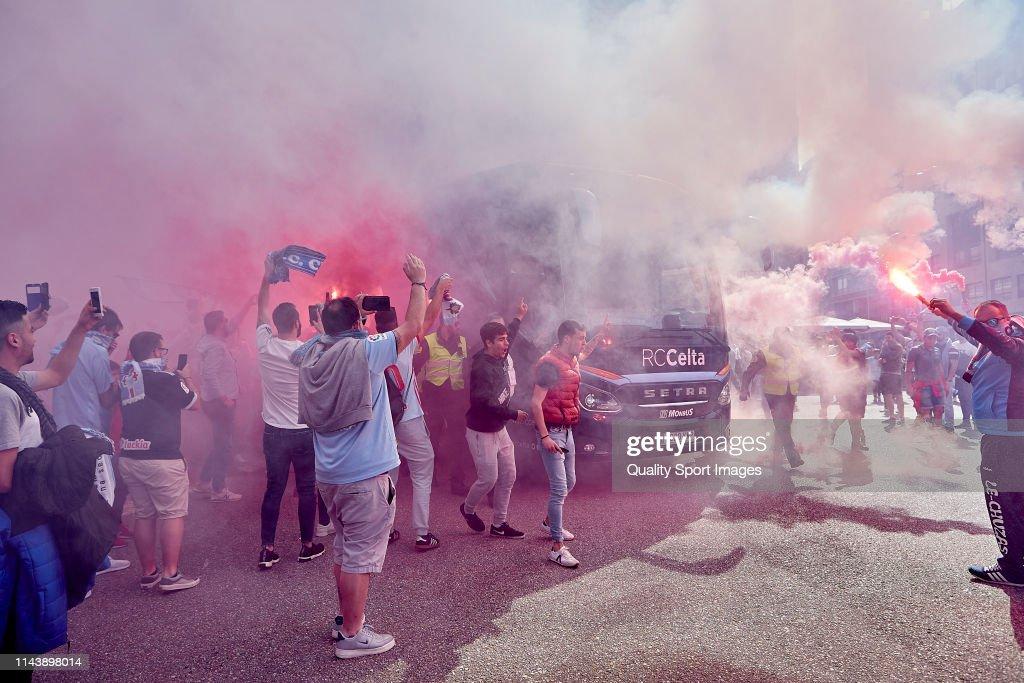 ESP: RC Celta de Vigo v Girona FC - La Liga