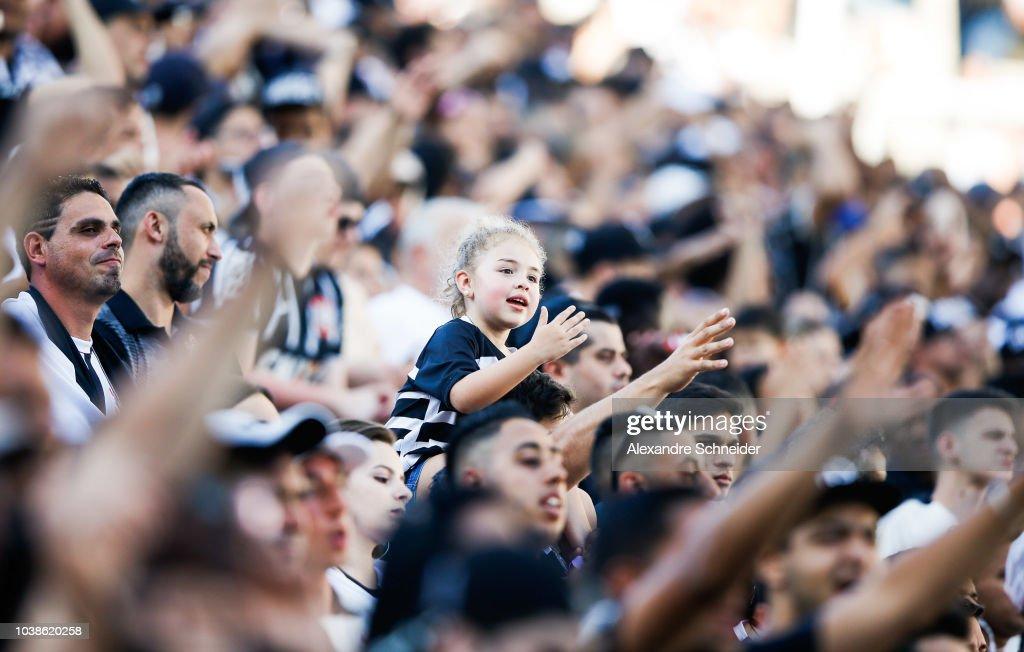 Corinthians v Internacional - Brasileirao Series A 2018