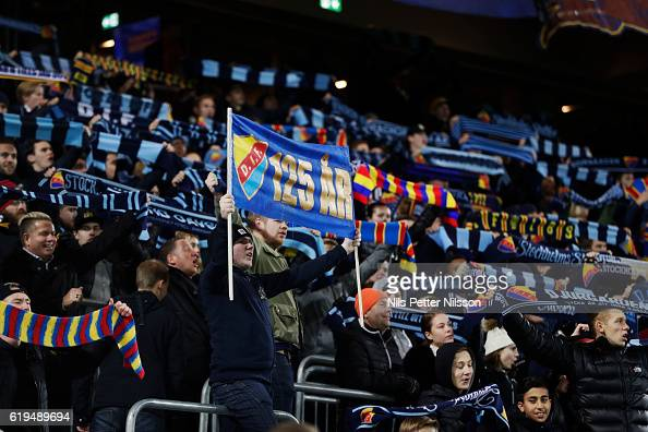 Fans Of Djurgardens If During The Allsvenskan Match Between News Photo Getty Images