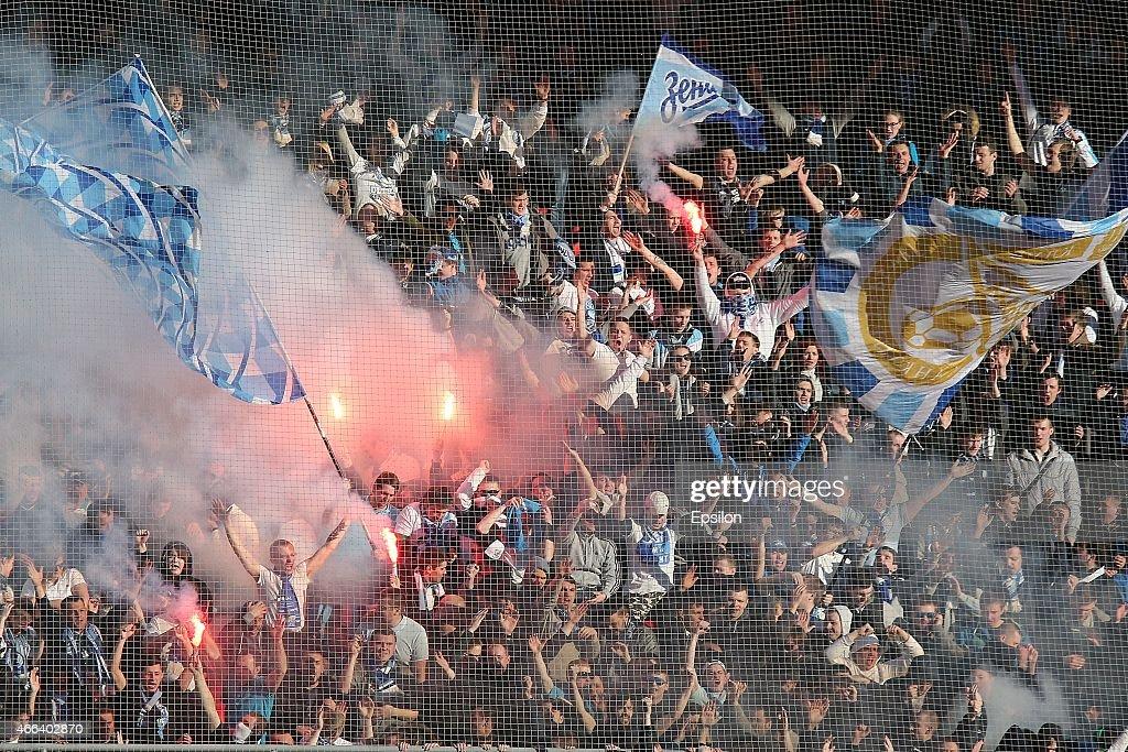 FC Torpedo Moscow v FC Zenit St Petersburg - Russian Premier League : News Photo