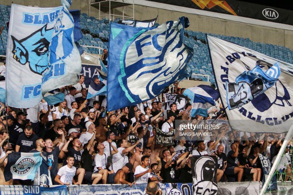 AEK Larnaca  v FC Zurich - UEFA Europa League - Group A