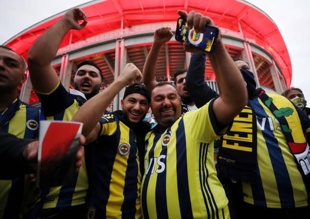 DEU: Eintracht Frankfurt v Fenerbahce: Group D - UEFA Europa League