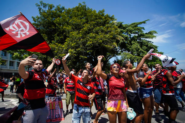 BRA: Brasileirao Series A: Flamengo Departs to Play the Championship Game Behind Closed Doors Amidst the Coronavirus (COVID - 19) Pandemic