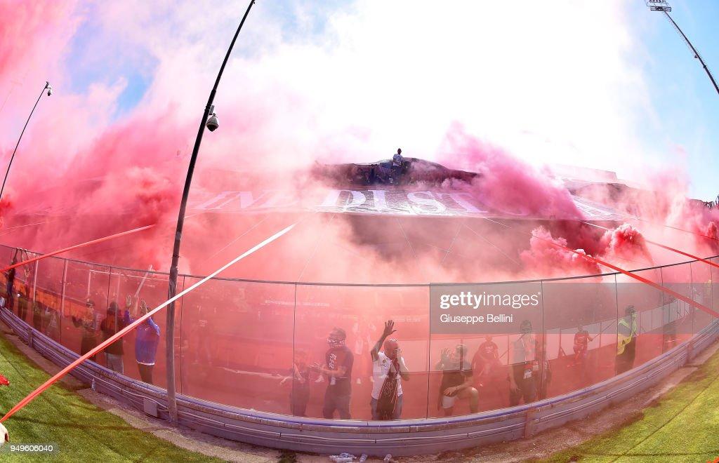Foggia Calcio v Bari FC - Serie B : News Photo