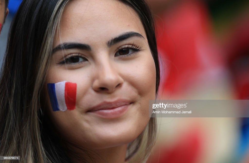 Denmark v France: Group C - 2018 FIFA World Cup Russia : News Photo
