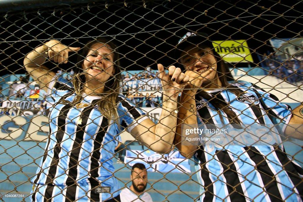 Atletico Tucuman v Gremio - Copa CONMEBOL Libertadores 2018
