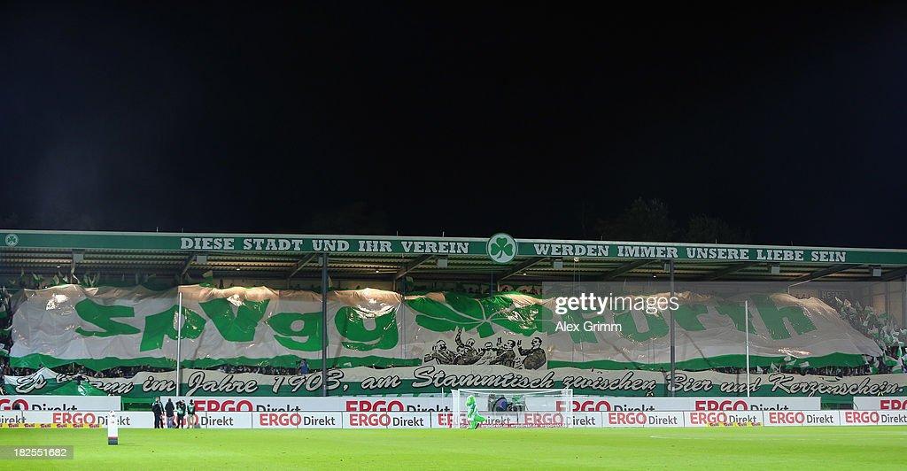 SpVgg Greuther Fuerth v Dynamo Dresden - Second Bundesliga : News Photo