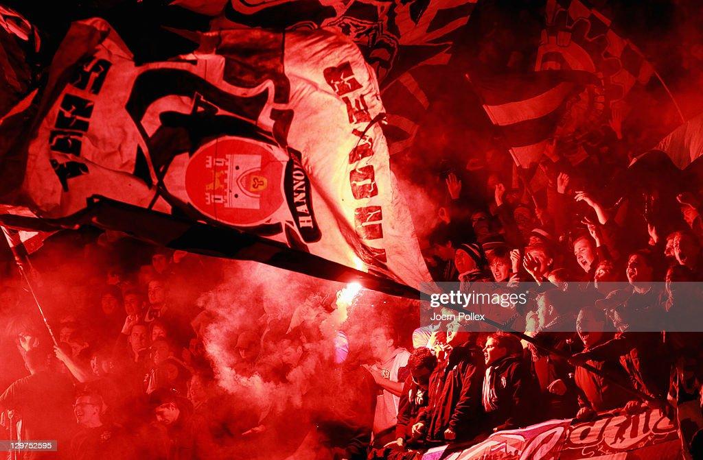 Hannover 96 v FC Kobenhavn - UEFA Europa League : News Photo