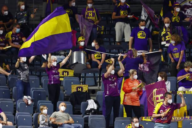 DEU: FC Barcelona v HBC Nantes - EHF Champions League FINAL4 Semi-Final