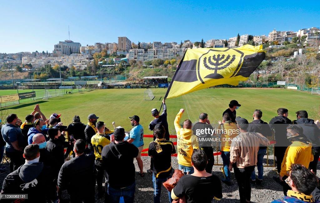 ISRAEL-FBL-UAE-RACISM : News Photo