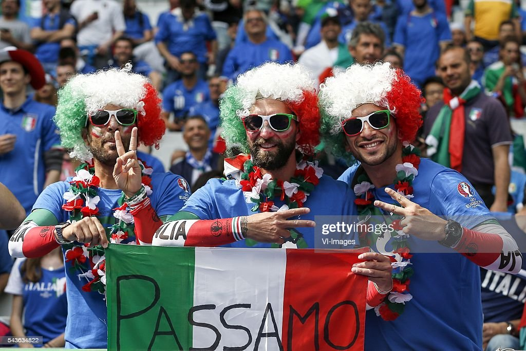"UEFA Euro 2016 round of 16 - ""Italy v Spain"" : News Photo"