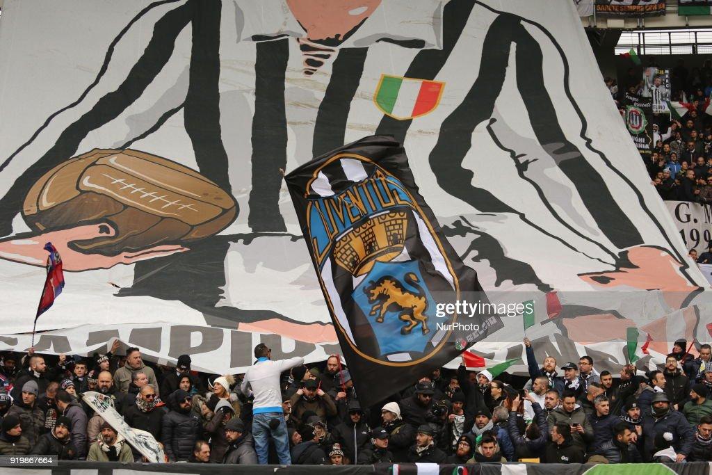 Torino FC v Juventus - Serie A : ニュース写真