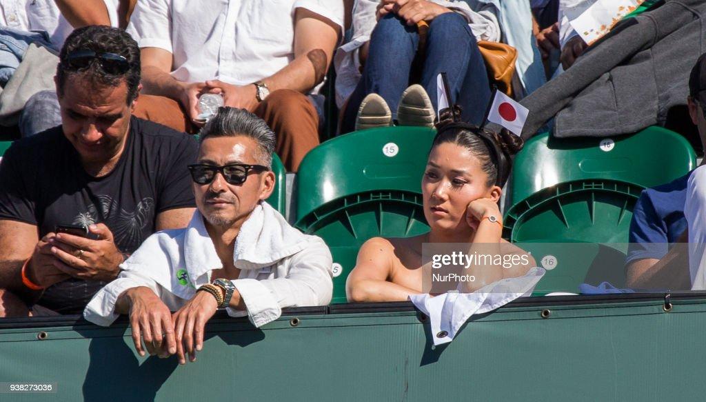 Miami Open 2018 - Day 7 : News Photo