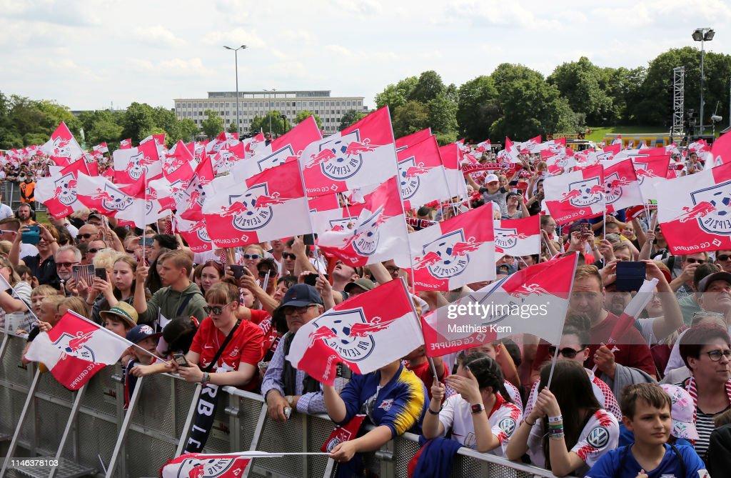 RB Leipzig Fanfest : News Photo