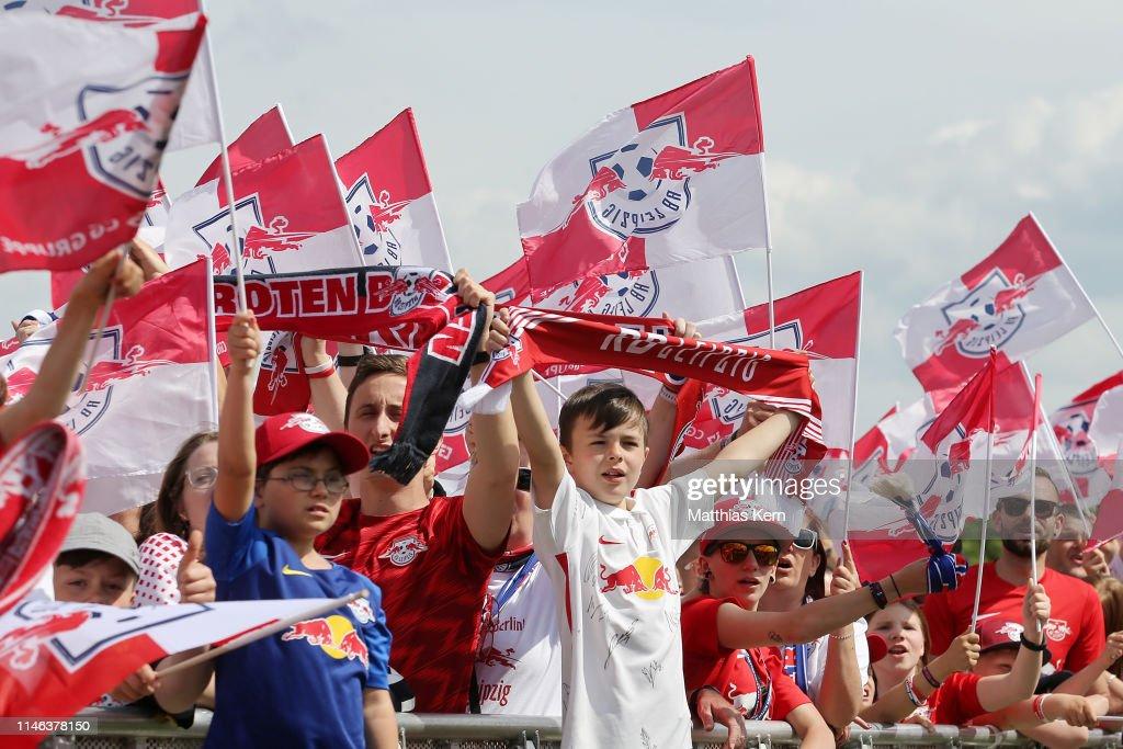 DEU: RB Leipzig Fanfest