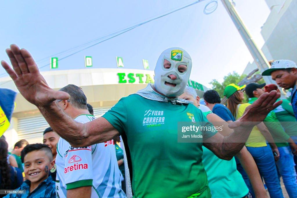 MEX: Leon v America - Playoffs Torneo Clausura 2019 Liga MX