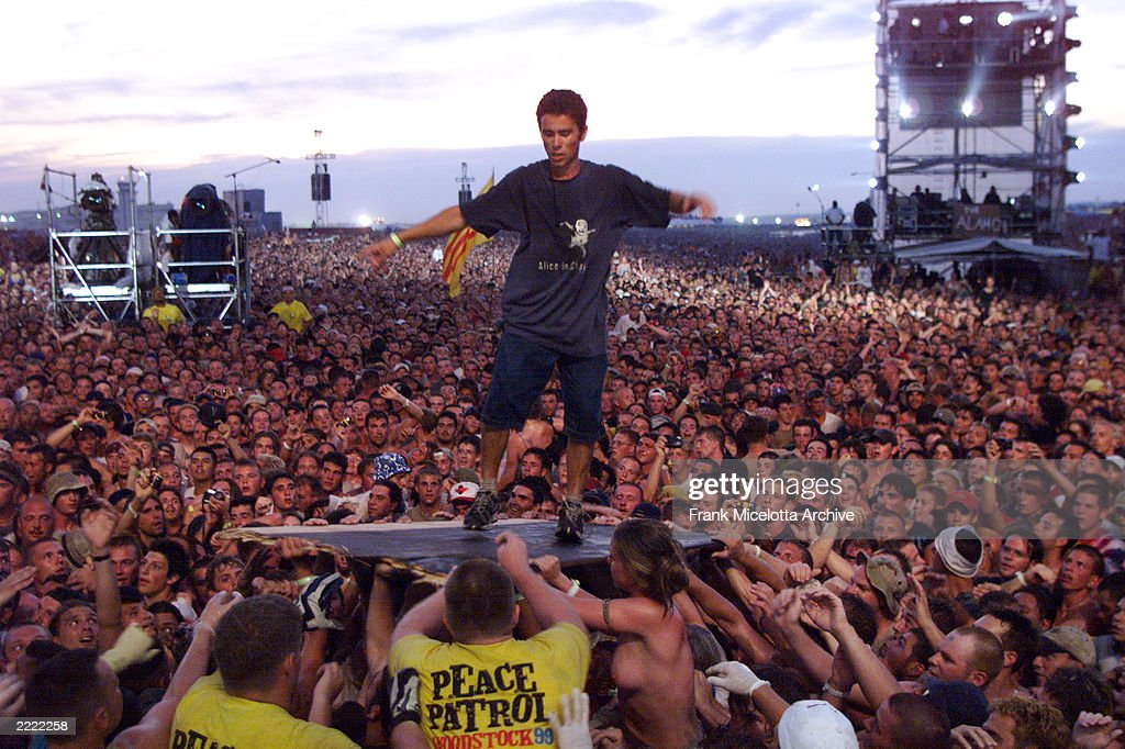 Woodstock 99s frozen galleries 83