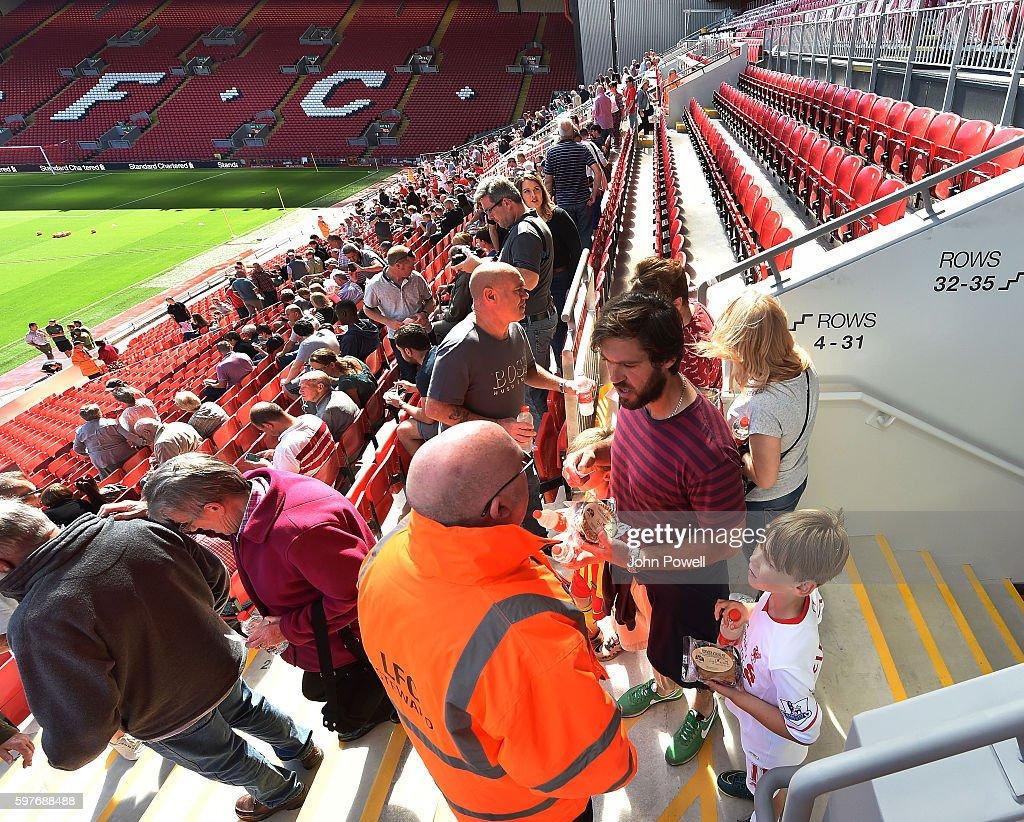 Liverpool New Main Stand Test - U23 Ladies Training Session : News Photo