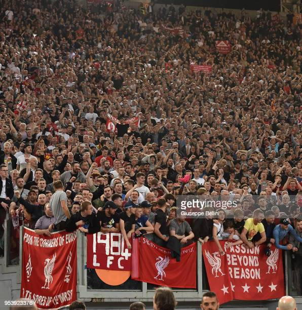 Debrecen Vs Liverpool Uefa Champions League Match: Roma V Liverpool Uefa Champions League Semi Final Second