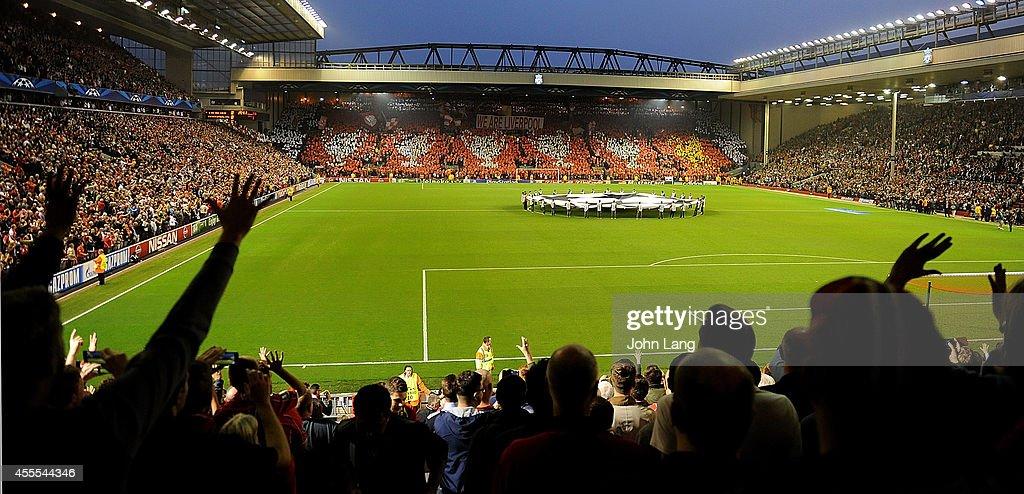 Liverpool FC v PFC Ludogorets Razgrad - UEFA Champions League : ニュース写真