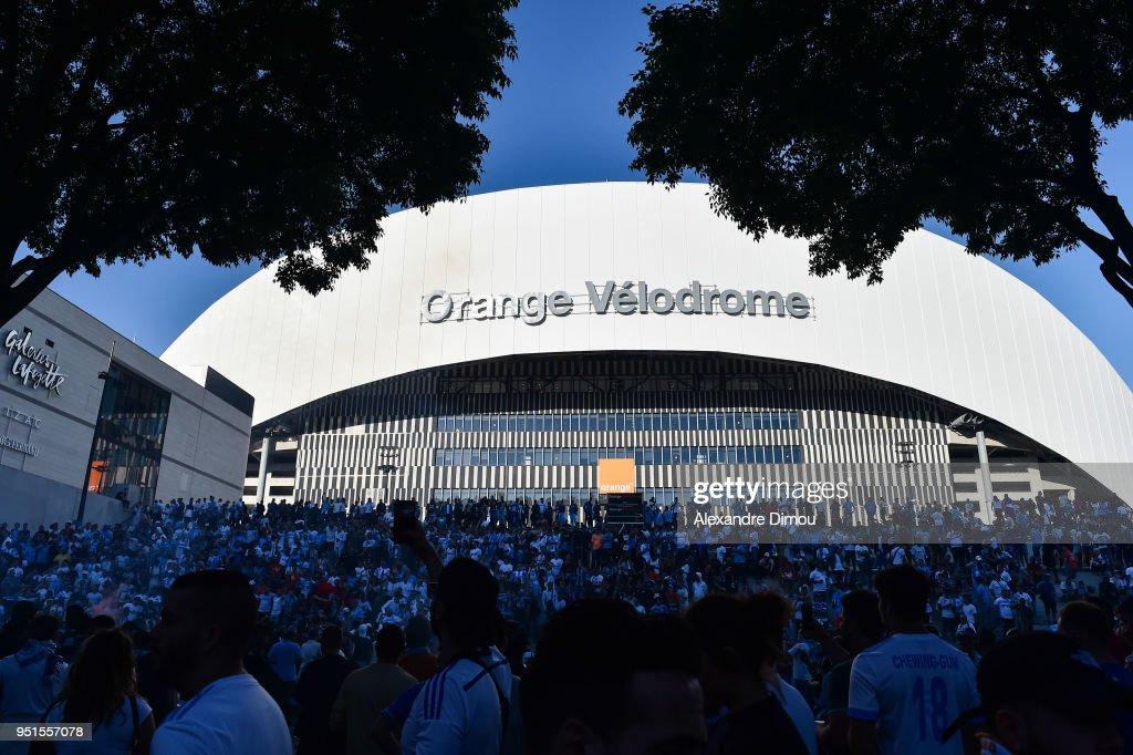 Marseille v RB Salzburg - Europa League