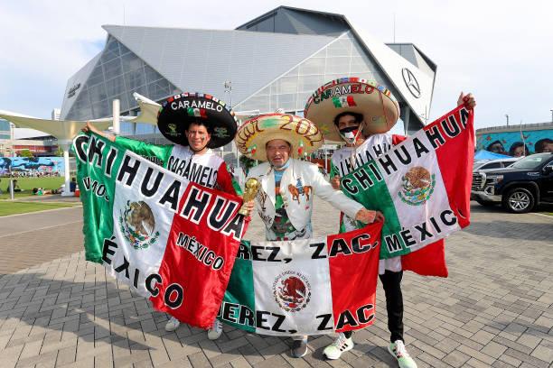 GA: Honduras v Mexico