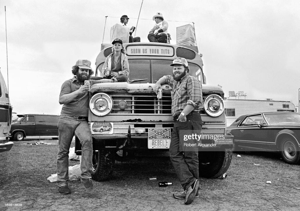 1980 Daytona 500 : News Photo