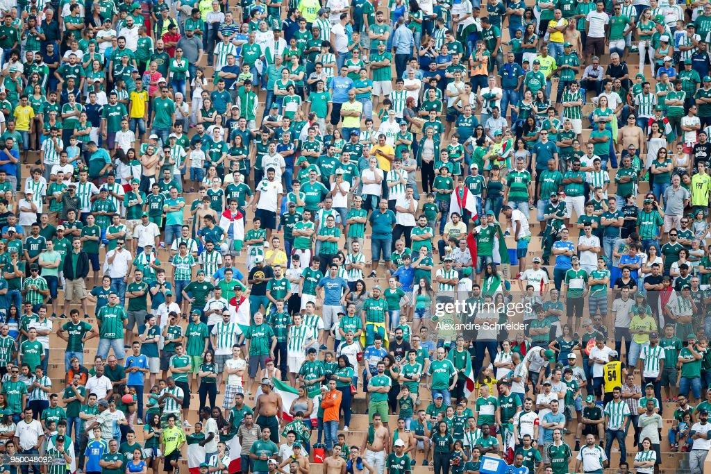 Palmeiras v Internacional - Brasileirao Series A 2018