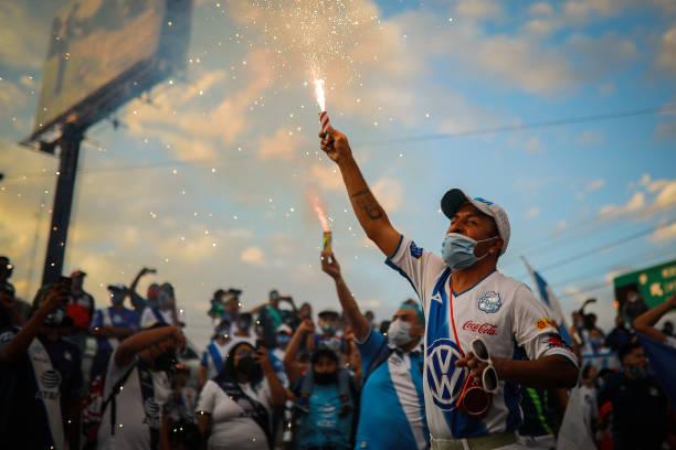 MEX: Puebla v Leon - Playoffs Torneo Guard1anes 2020 Liga MX