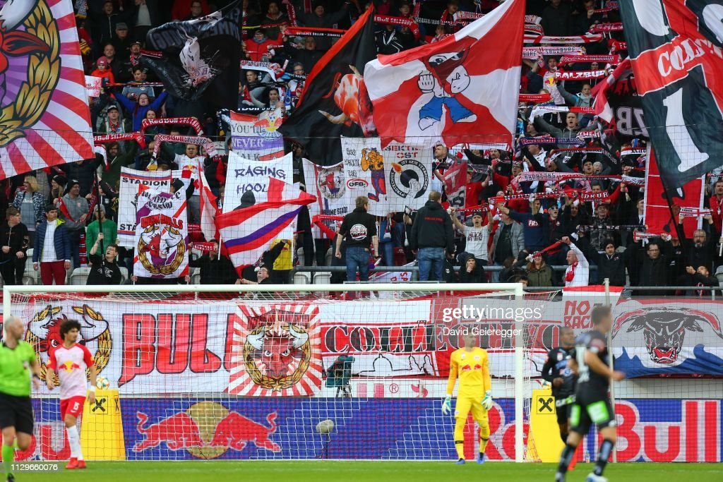 RB Salzburg v Sturm Graz - tipico Bundesliga : News Photo