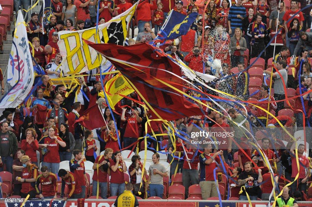 DC United v Real Salt Lake - 2013 U.S. Open Cup Final : News Photo