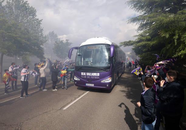 ESP: Real Valladolid CF v Villarreal CF - La Liga Santander