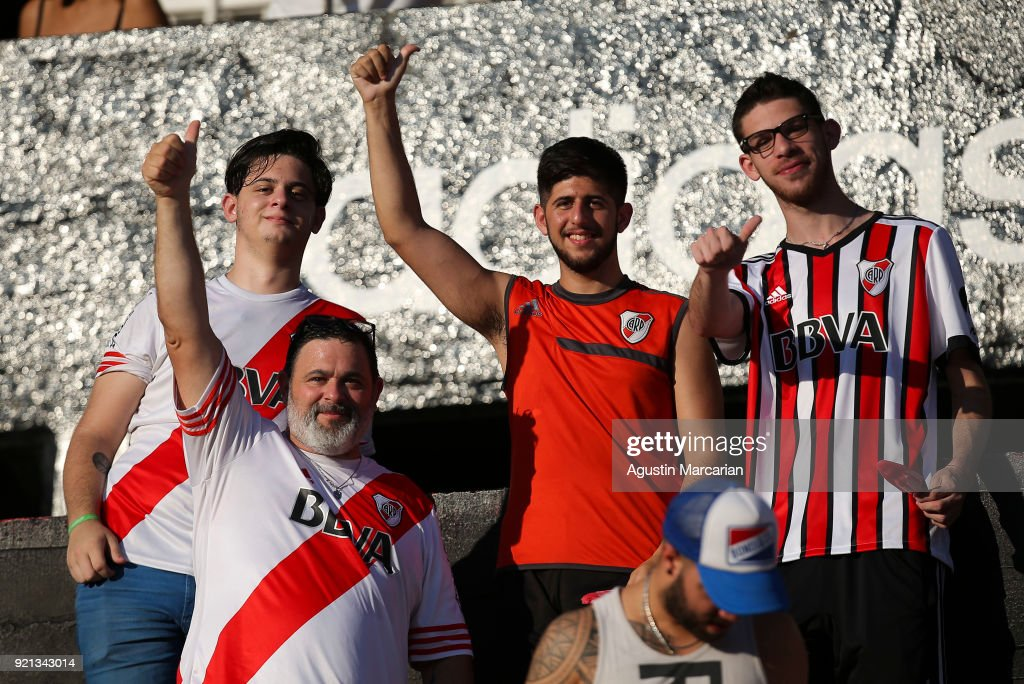 River Plate v Godoy Cruz - Superliga 2017/18