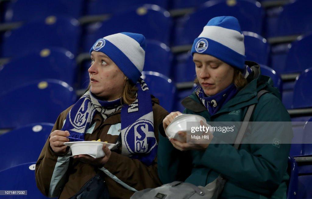 DEU: FC Schalke 04 v FC Lokomotiv Moscow - UEFA Champions League Group D