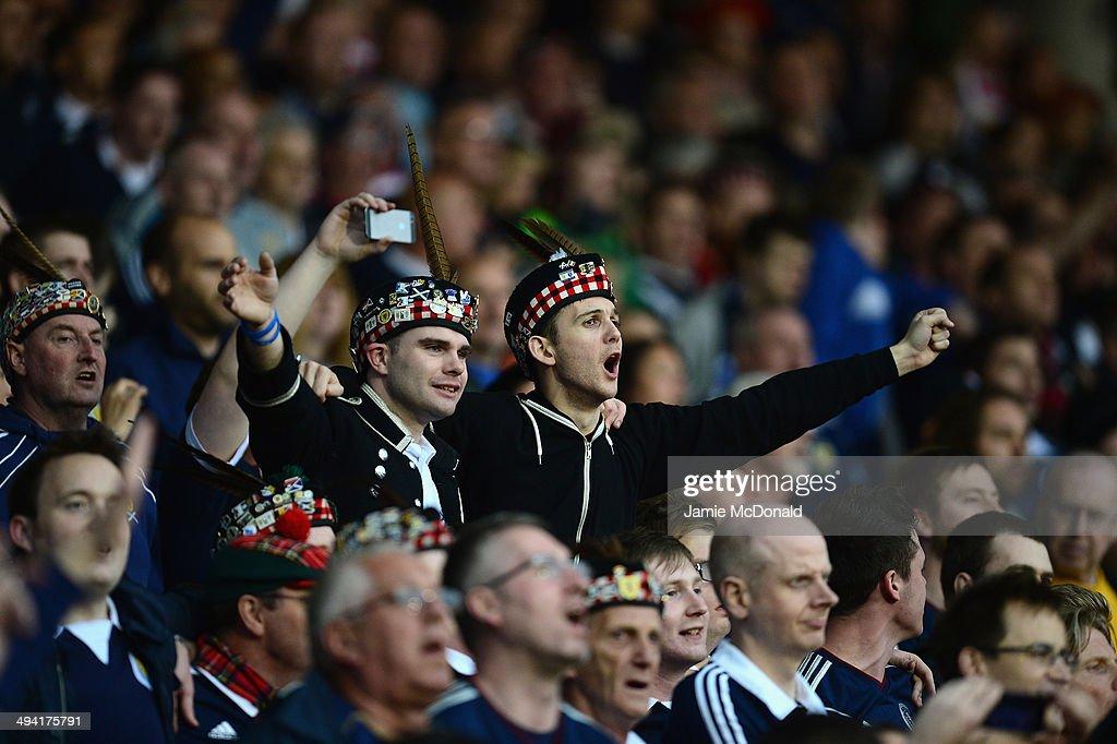 Scotland v Nigeria - International Friendly : News Photo