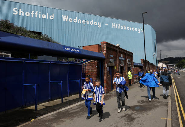 GBR: Sheffield Wednesday v Huddersfield Town - Carabao Cup First Round