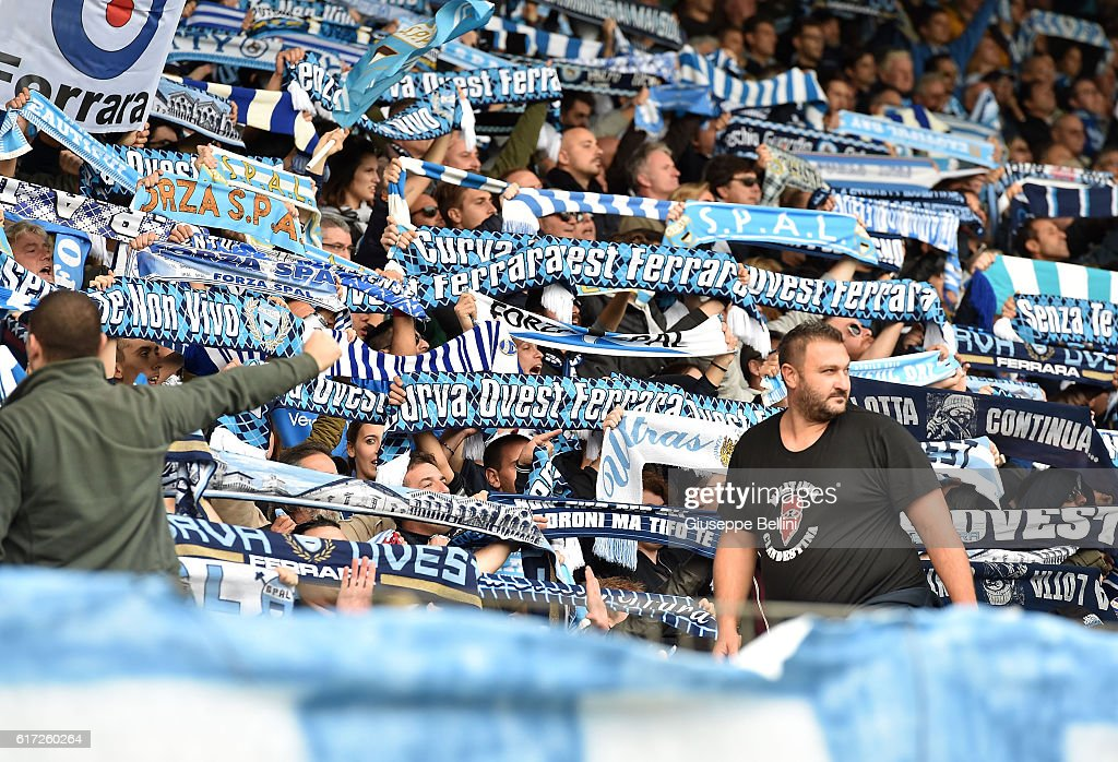SPAL v Carpi FC - Serie B : News Photo