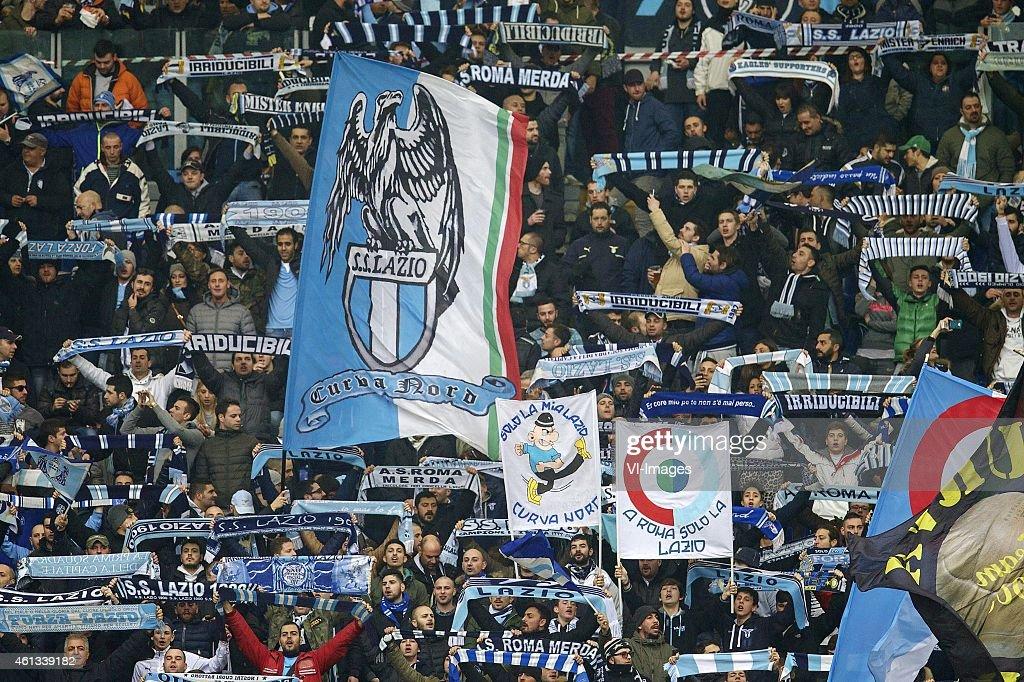 Lazio Rom Fans