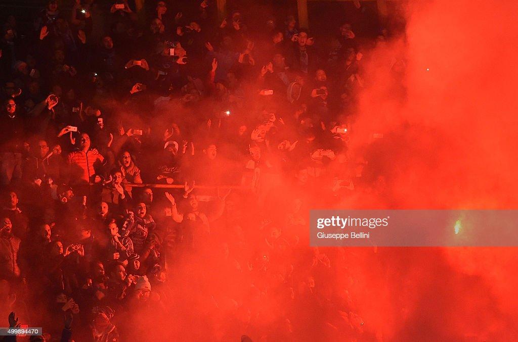 SSC Napoli v FC Internazionale Milano - Serie A : News Photo